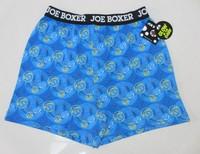 2014 New Promotion Cotton Gay Mens Underwear Boxers Joe Boxer End of A Single Smiley Cartoon Loose Panties Aro Pants Plus Size
