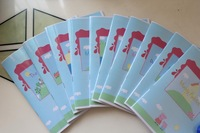 Pink pig peppa pig picture book self-restraint thickening book 10 books copy