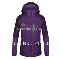 new 2014 Free shipping woman winter jackets cardigans vintage Outdoor sports coat lady windbreaker hood female motorcycle A+++