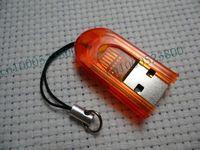 Micro SD SDHC TF Flash Memory Card Reader USB 2.0 Adapter