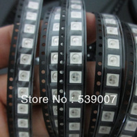 100x WS2812B LED Chip 5050 SMD WS2811 IC Large Stock For Strip Screen DC 5V