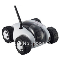 Night Vision Remote Control Live Video WiFi Controlled Spy Car Camera Fun Kids  T0600