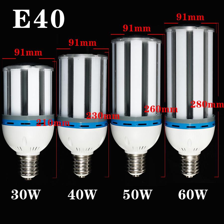 E40 30W/40W/50W/60W SMD5630 LED Light Bulb Lamp Cool White/Warm White Super Brightness Energy Saving 2014 Newest(China (Mainland))