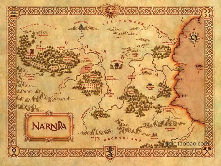 Compra mapa del tesoro de la tela online al por mayor de China ...
