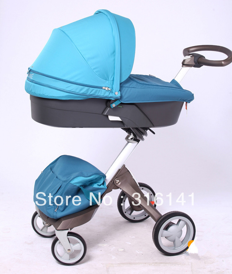 High Quality Stokke Xplory Baby Stroller With Carrycot Accessory Kill Price Hot Selling V3 Model(China (Mainland))