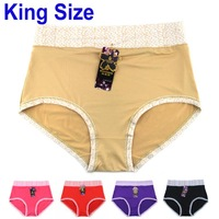 Shorts women new panties girl fashion briefs lady underwear sex Ultra-thin No trace Leopard 6pcs/lot free shipping 917