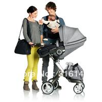 Big Promotion!!!Stokke Xplory Stroller Hot Selling And New Arrival Blue Melange