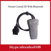 2013 Hot sale Nissan consult 3 diagnostic interface with bluetooth ,Nissan consult III