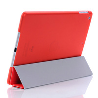 New Perfect 1:1 Original Smart Cover For iPad i pad Air Case Official Premium Leather Ultra thin Slim Case For Apple iPad 5