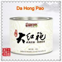 40g,5A Level Dahongpao Oolong Tea,Wuyi Rock Tea,China's Top Grade Big Red Robe Famous Tea,Health Care,Free Shipping