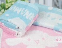 Free shipping!High quality cheap stripe kerchief towel , simple but lovely design for home use