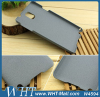 100X Free Shipping Top Quality Waterproof Back Cover Matte Case For Samsung Galaxy Note 3 N9000