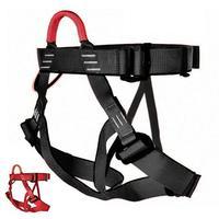 E0034 Outdoor Mountain-Climbing Rock Belt High Tenacity Yarn Sit Harness High quality Safety Half-Body Safety Belts 1pcs