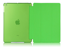 New Perfect Smart Cover For iPad i pad Air Case Official Premium Leather Ultra thin Slim Case For Apple iPad 5