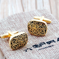 407 high quality male french cufflinks nail sleeve shirt sleeve button round