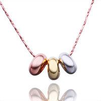 Unique necklaces Designs Fashion Women necklaces 18K Gold Plate necklace With Austrian Crystal Element 536