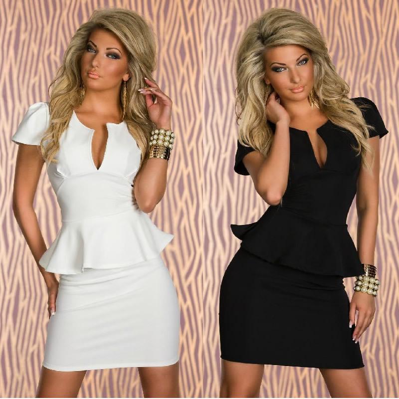 Женское платье OEM M L xL 4 Bandeau V oL  N118 женское платье m l xl ol bodycon