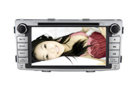 6.95 inch car DVD player for Toyota Hilux  with GPS/RDS/blue tooth/AUX/steering contronl