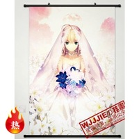 Fate zero saber 90 60 - 097 decorative painting mural cloth paintings