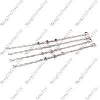 L88114-- Fashion Luxury beautiful lady birthday  wedding gifts, plating 18 kt AAA zircon bracelets