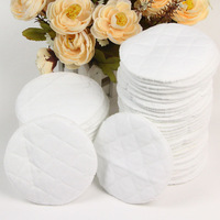 Cotton bulk 100% anti-overflow breast pad cotton 100% anti-overflow breast pad super absorbent a pair