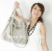 sale price Fashion More color 2013 new pleat messenger bag single shoulder bag handbag for women free shipping