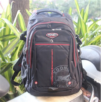 New Black-Red Wearable Fashion Backpack Mountaineering Bag Business Casual Riding Sport Backpack Computer Bag-408203