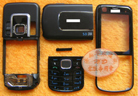 Free shipping 30PCS LOT wholesale mobile phone housing for NOKIA 6200 classic, case for NOKIA 6220C