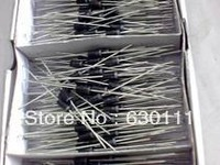 Free shipping 100 pcs/package Rectifier diode RL204 DO-15 2A 400V New and original