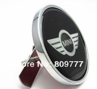 Freeshipping     MINI COOPER Emblem Badge Logo Decal Sticker   Front grill  Metal  No.F