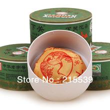 [GRANDNESS] 2013 yr,High Quality  Yunnan XiaGuan Tuocha tea JIAJI TuoCha Tuo Pu Er Pu-erh Pu'er Tea 100g Sheng RAW in Green box