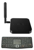 Minix NEO X7 Android 4.2.2 XBMC Miracast Bluetooth TV Box Mini PC RK3188 Quad Core 2GB/16GB Rii RT MWK03 Spanish Hebrew Keyboard