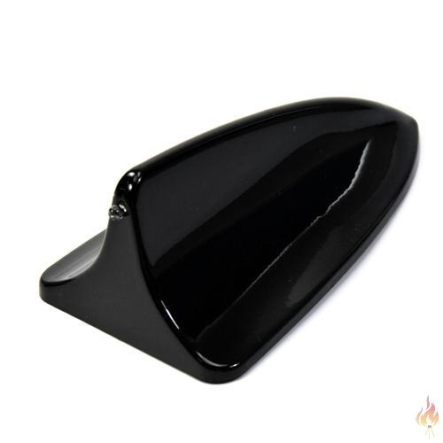 Universal car antenna \/ antenna shark fin antenna \/ Decorative Antenna - Black(China (Mainland))