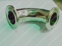 2'' stainless steel 304 sanitary elbow ,90 degree elbow, welded eblow