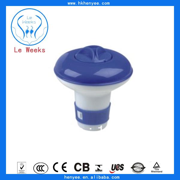 "4pcs Dia.9"" Medium floating Chemical Dispenser for chlorine Tablets(China (Mainland))"