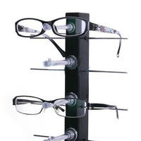 Elegant Display Stand Rack Holder for 6 Pairs Sunglasses Eyeglasses Glasses