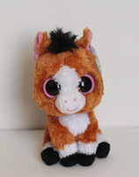 Ty beanie boos series big eyes horse  free shipping