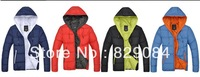 TOP Quality Men's Winter Outdoor Warm down jacket Feather Rong Winter Coat