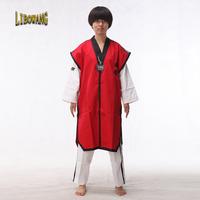 Tae kwon do red blue performance wear appearance service De-Forest myfi coach service net