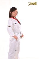Child cotton 100% taekwondo myfi taekwondo clothes soft drinks