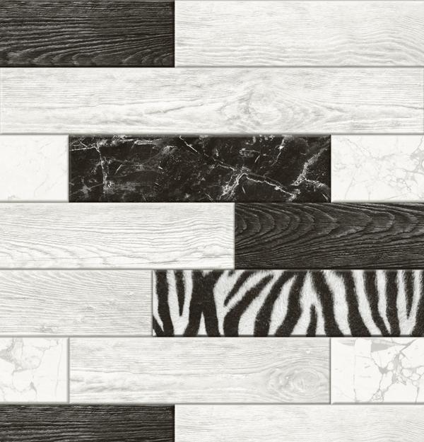 Online kopen Wholesale zebraprint wallpaper uit China zebraprint ...