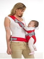 New red carrier breathable baby carrier infant slings and wrap backpack