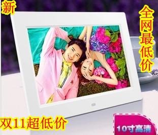 Lithium battery ultra-thin hd original lcd 10.2 10 digital photo frame electronic photo album ansus(China (Mainland))