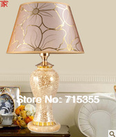 European direct selling yellow fashion 2014 new listing den bedroom bedside lamp living room night light lamps creative wedding