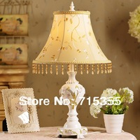 Wanlang fashion table lamp luxury rustic bedside lamp 5573