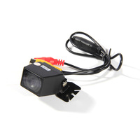 Waterproof E327 Type Car Rear View Camera High-definition Wide Viewing Angles