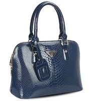 2013 paint the already set bag snake grain women leather handbags solid striped shoulder bag women messenger bag hand bag