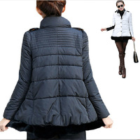 Maternity clothing top wadded jacket overcoat cotton-padded jacket 2013 cotton-padded jacket thermal