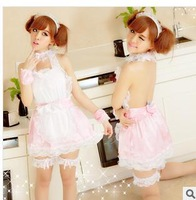 Cospaly Sexy lingerie 80675 for woman The maid outfit design pink