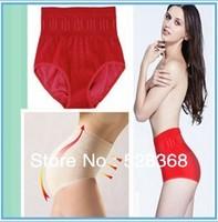New hot !2pcs/lot,Tall waist seamless body underwear,